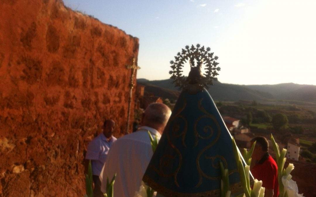 Celebraciones Virgen de San Daniel, patrona de Ibdes, 2018